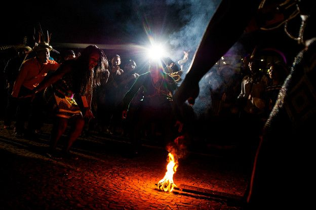 Ya finalizan los Juegos Mundiales De Los Pueblos Indígenas