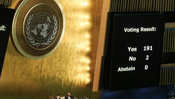 Inédito apoyo a Cuba en la ONU