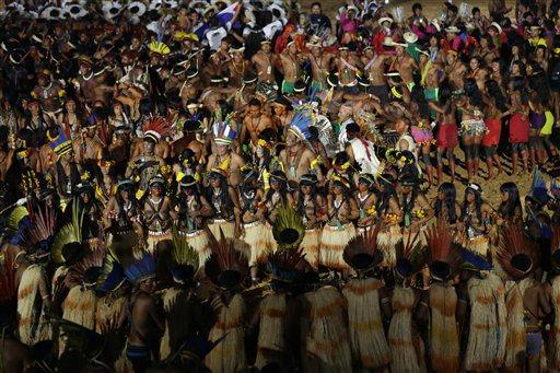 Canadá será sede de la próxima edición del Mundial de los Juegos Indígenas