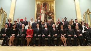 Listado completo del Gabinete de Trudeau