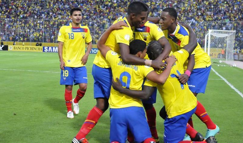 Se avecinan  dos fechas de la Clasificatoria Sudamericana para Copa Mundial de Fútbol 2018