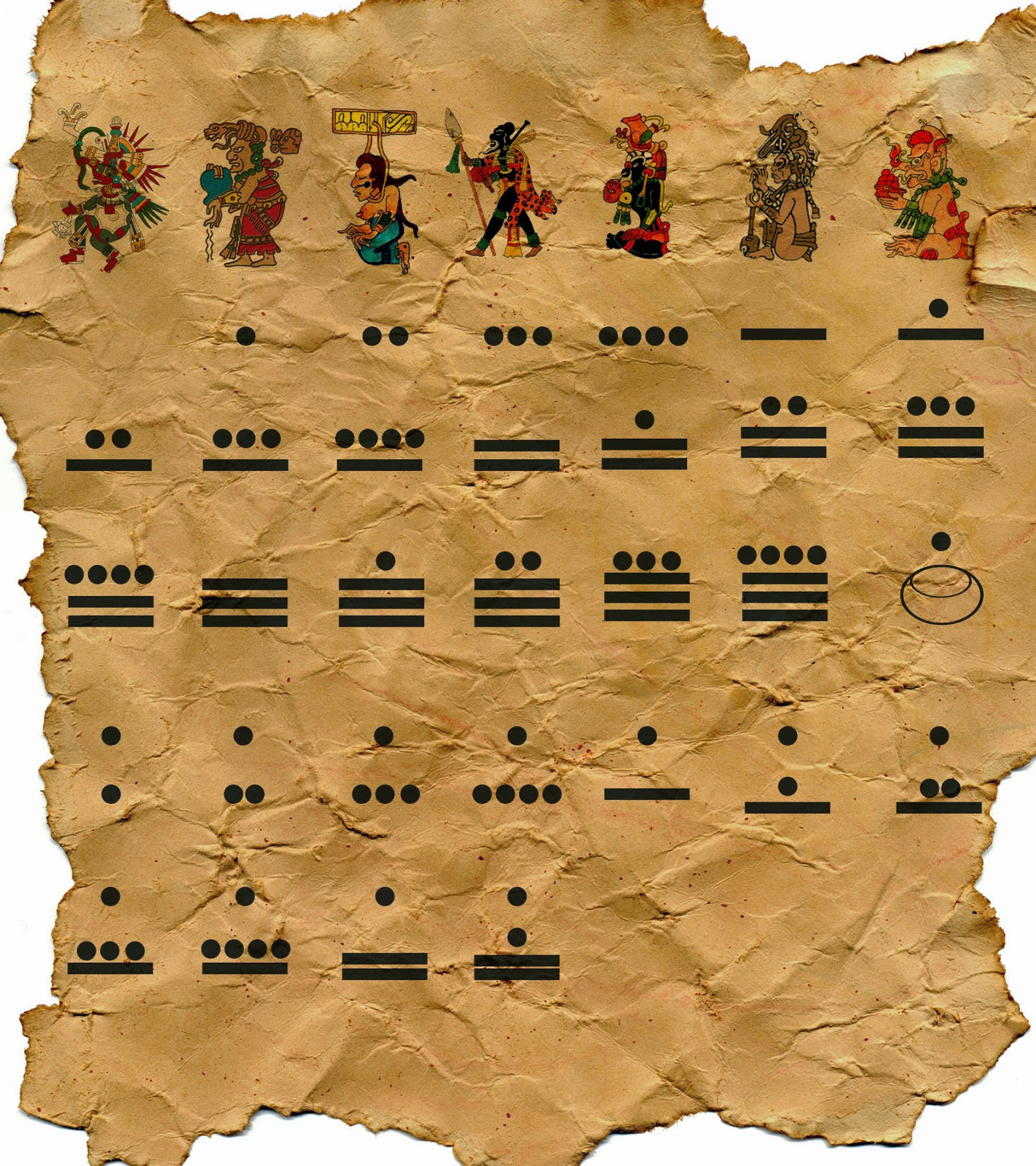 En México niños aprenden matemáticas con método Maya