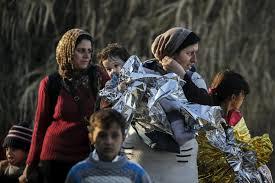Refugiados Sirios: Canadá aceptará solamente a mujeres, niños y familias