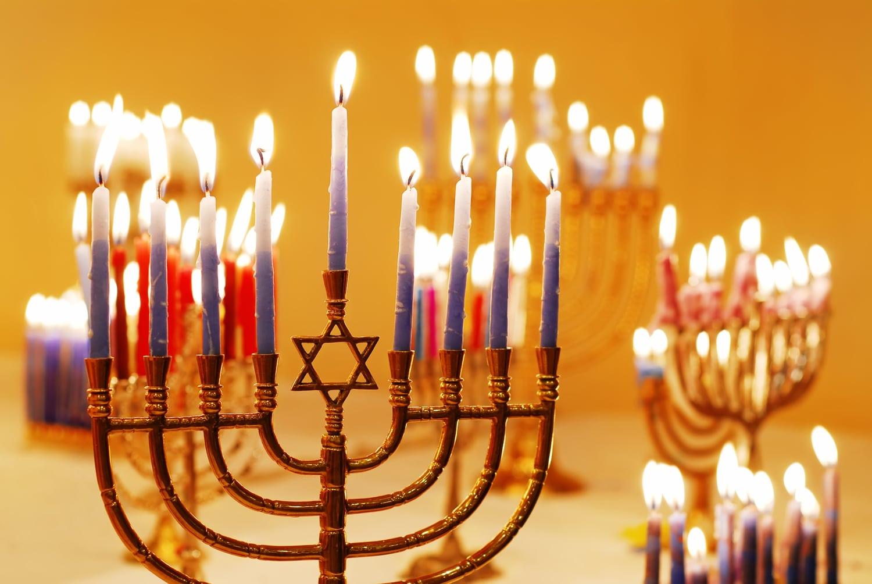 El 12 de diciembre comienza Hanukkah, la fiesta de las luces