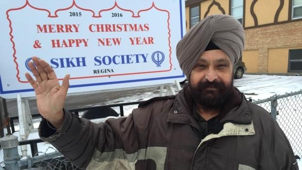 La sociedad Sikh de Regina desea Feliz Navidad y promueve integración