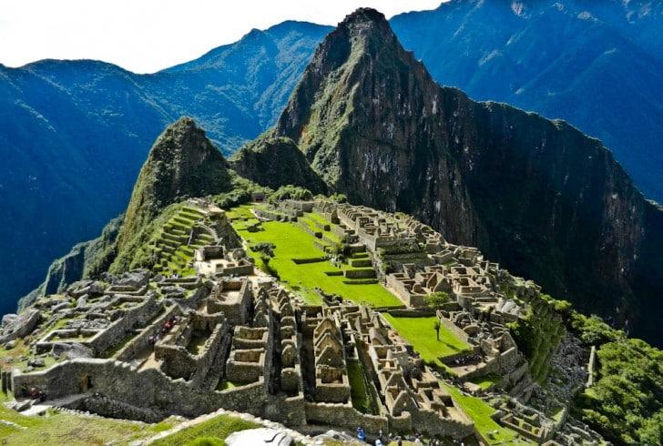 Machu Picchu podrá ser visto a distancia y en 360 grados