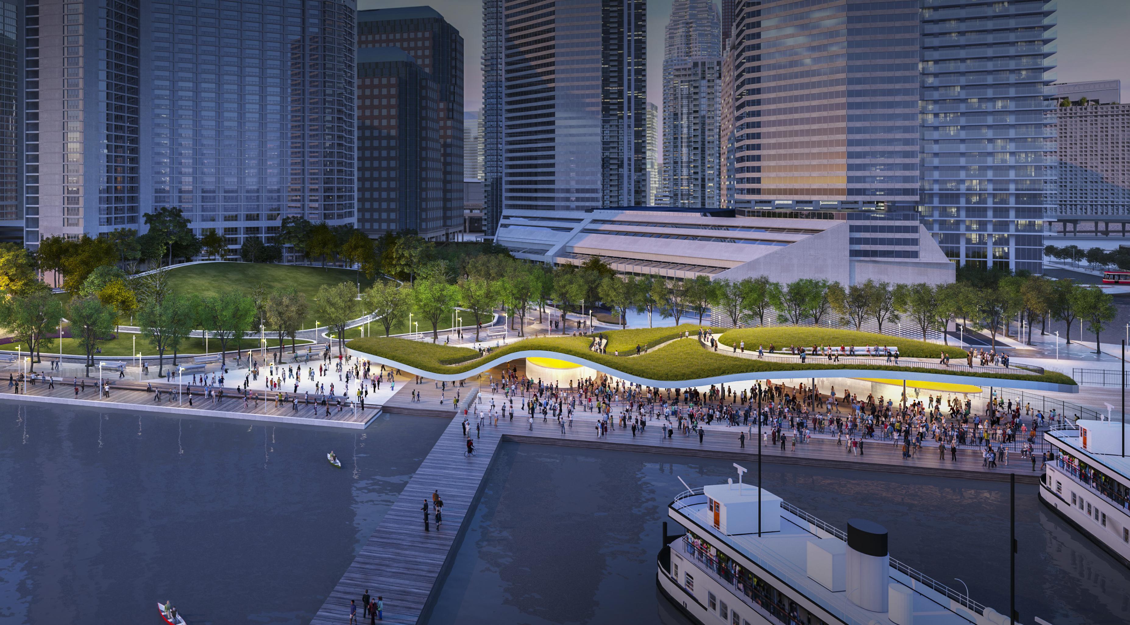 Realizarán encuentro público por el futuro Terminal de Ferry