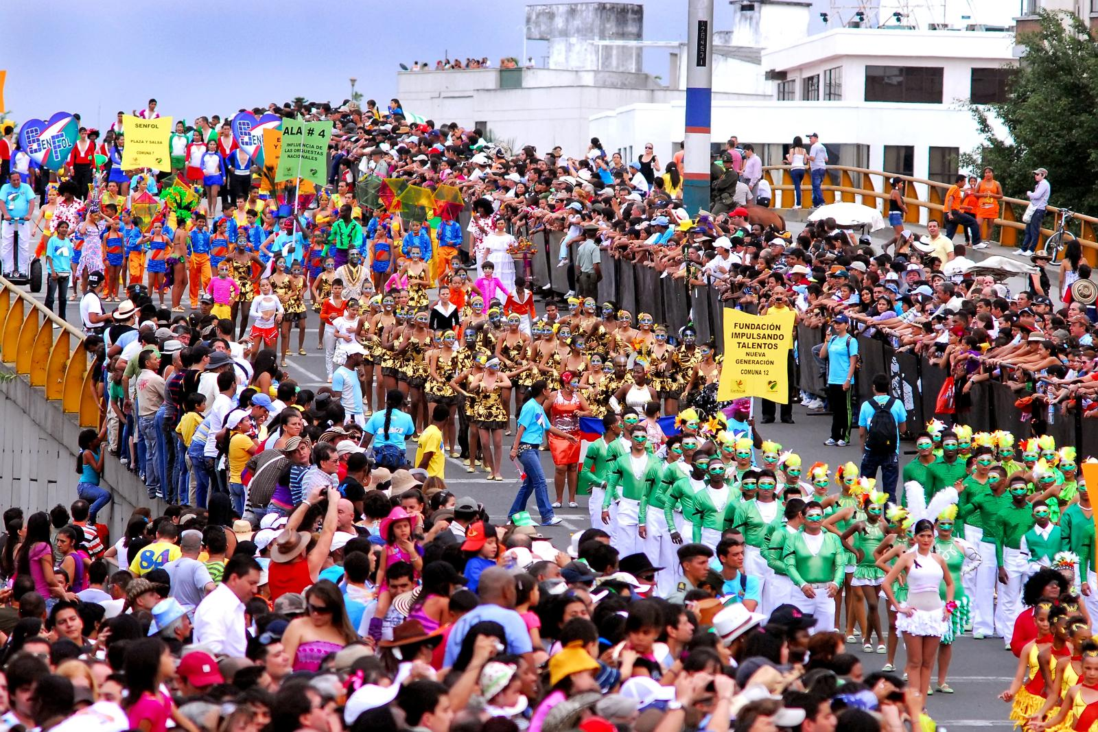 Colombia, el país más feliz del mundo según estudio