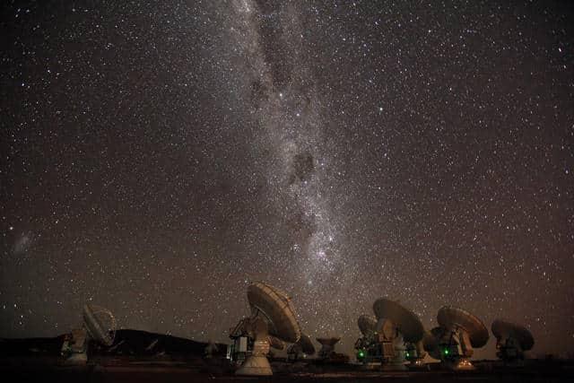 Observatorio chileno