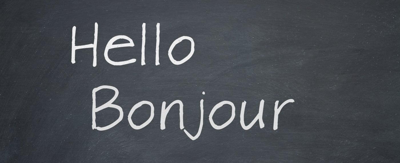 Retos de bilinguismo en Canadá