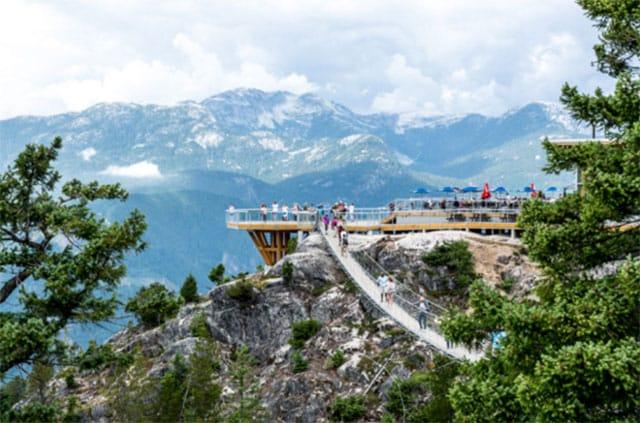 Proponen los 20 mejores lugares para visitar en Canadá