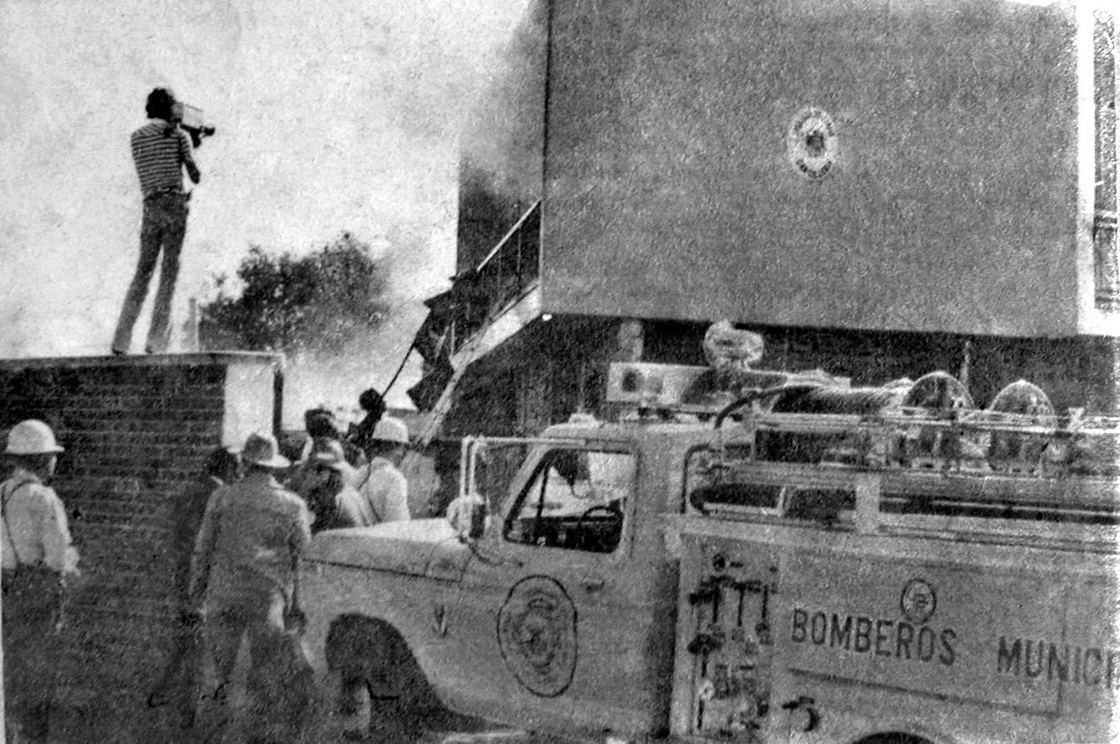 Se cumplen 36 años de la masacre de la embajada española en Guatemala