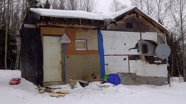 Profunda crisis habitacional para indígenas en Manitoba