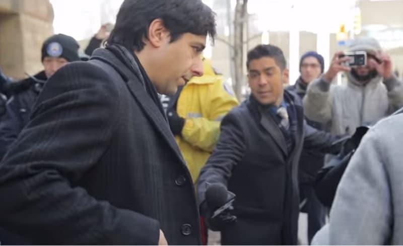 Jian Gomeshi es absuelto de todos los cargos