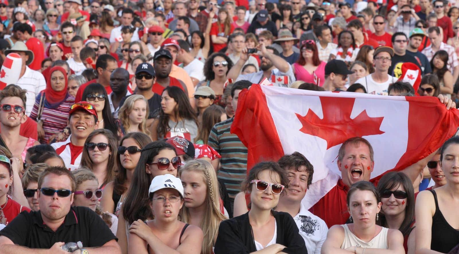 Canadá supera la barrera de los 36 millones de habitantes