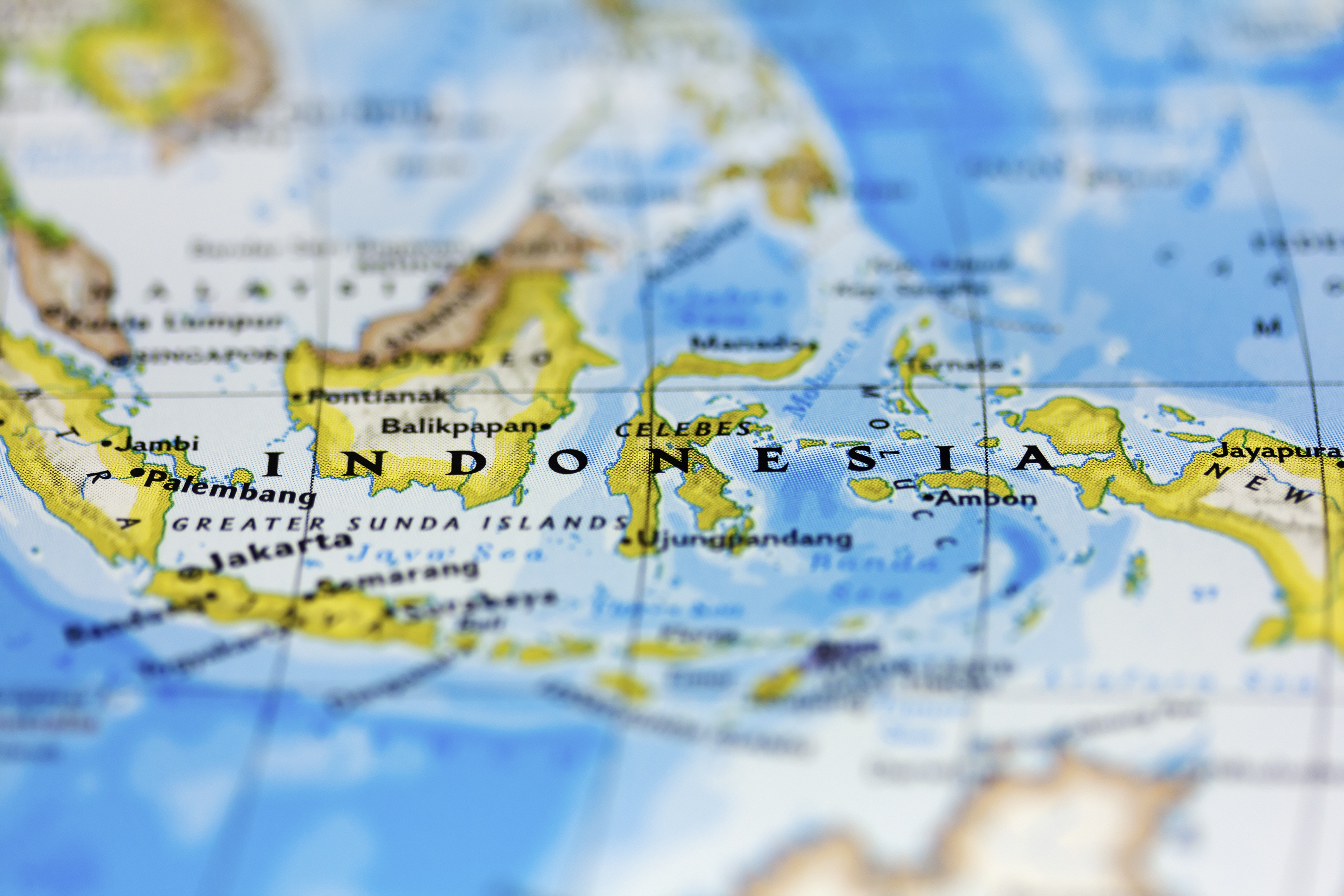 Tras terremoto de 7.9 grados en Indonesia se emite alerta de tsunami en Sumatra