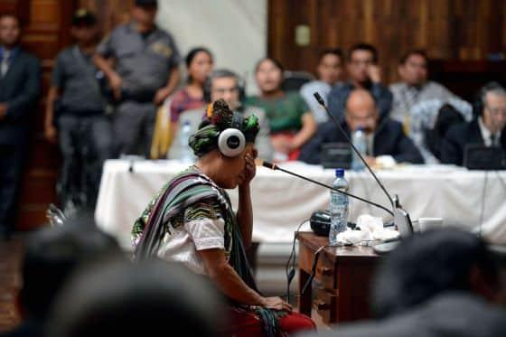 Guatemala: En Juicio contra ex dictador Ríos-Montt, declaran mujeres abusadas por soldados