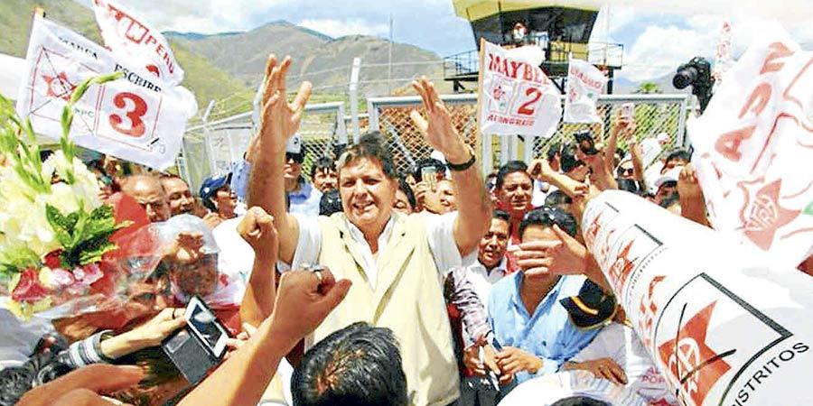 Elecciones en Perú: Aunque se esperan sorpresas, se alejan las posibilidades de Alan García