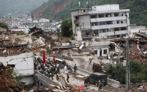 Desvastador sismo en Ecuador deja una cifra de 235 víctimas fatales y alrededor de 1.500 heridos