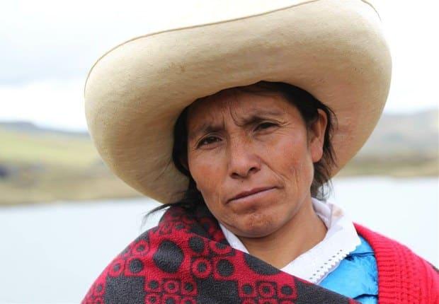 Indígena peruana gana Nobel del Medio Ambiente