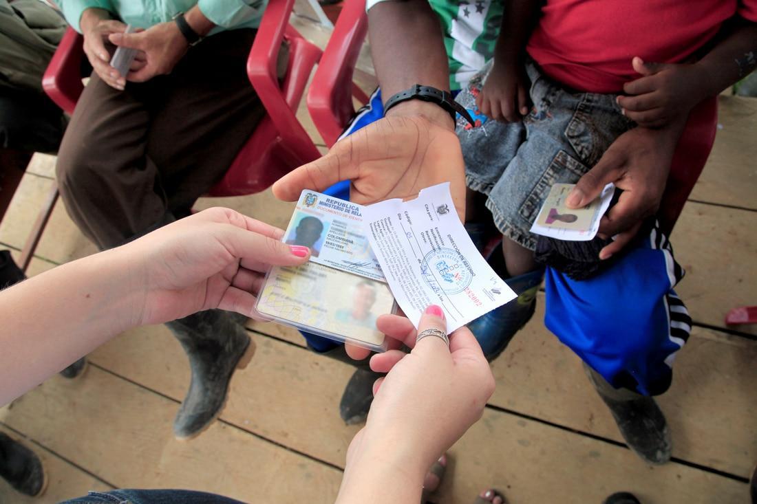 Ecuador es el país latinoamericano que recibe a mas refugiados, indica estudio