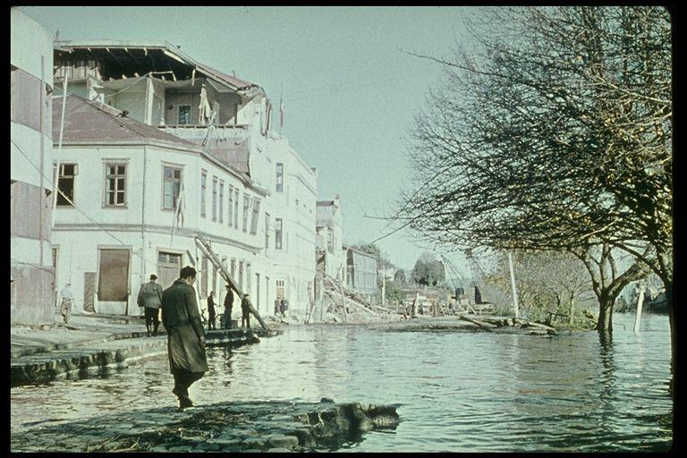 Hace 56 años se registró el terremoto mas poderoso de la historia de la humanidad