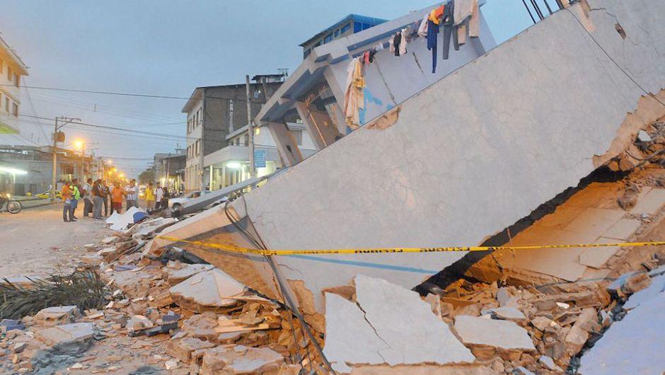 Gobierno ecuatoriano evalúa daños definitivos causados por terremoto