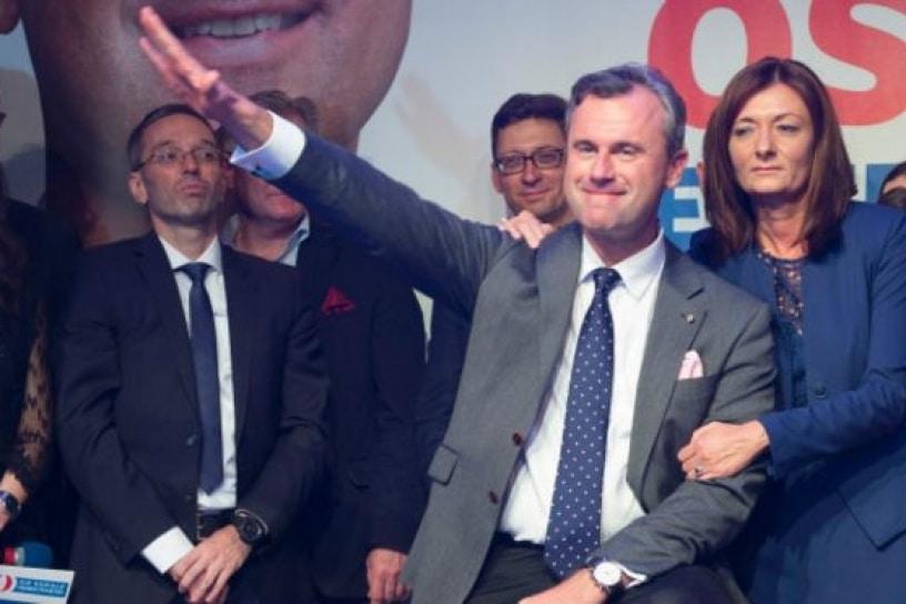 Tras elecciones, Austria demuestra ser el país donde la ultraderecha ha logrado mas votantes