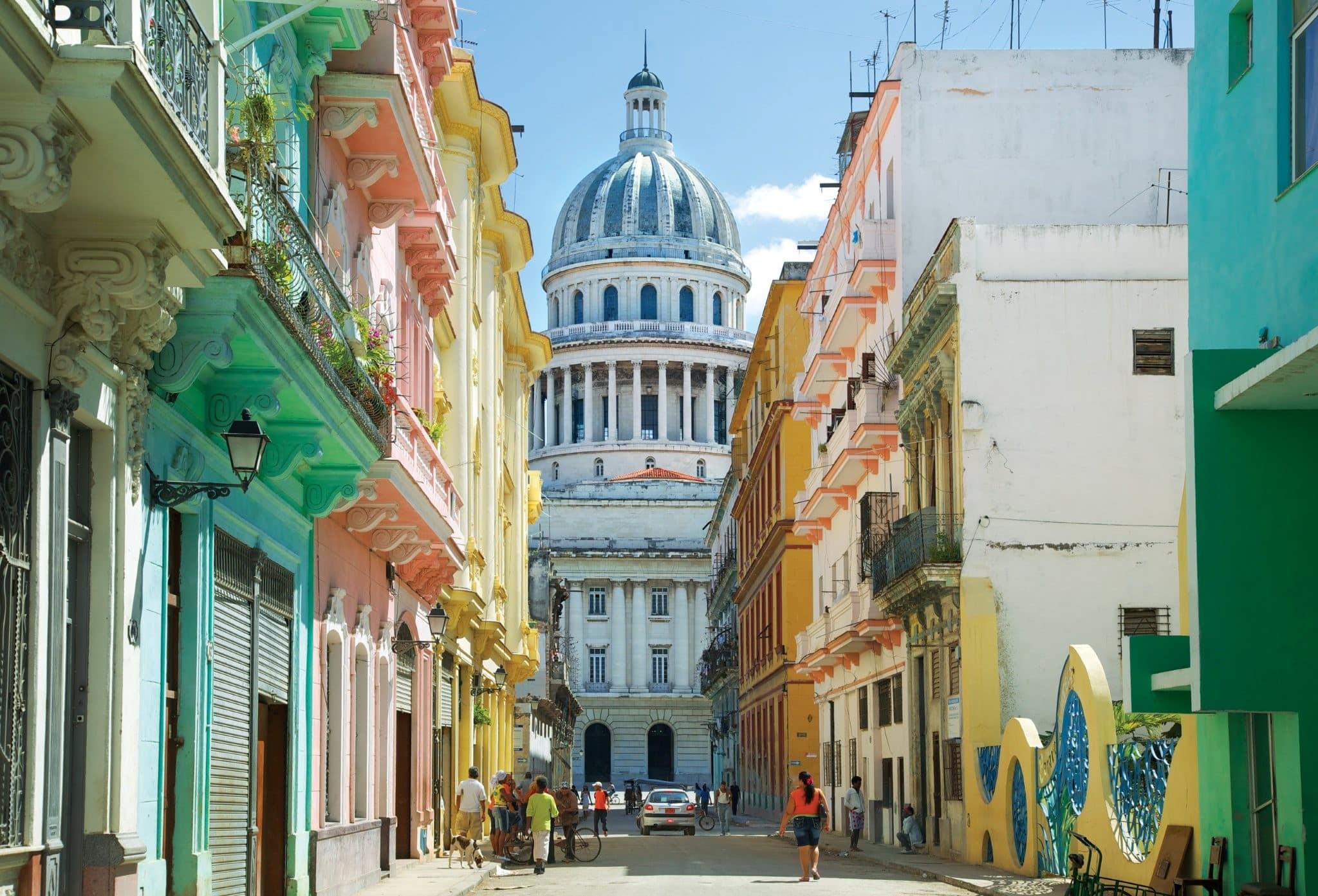 La Habana recibe el título de