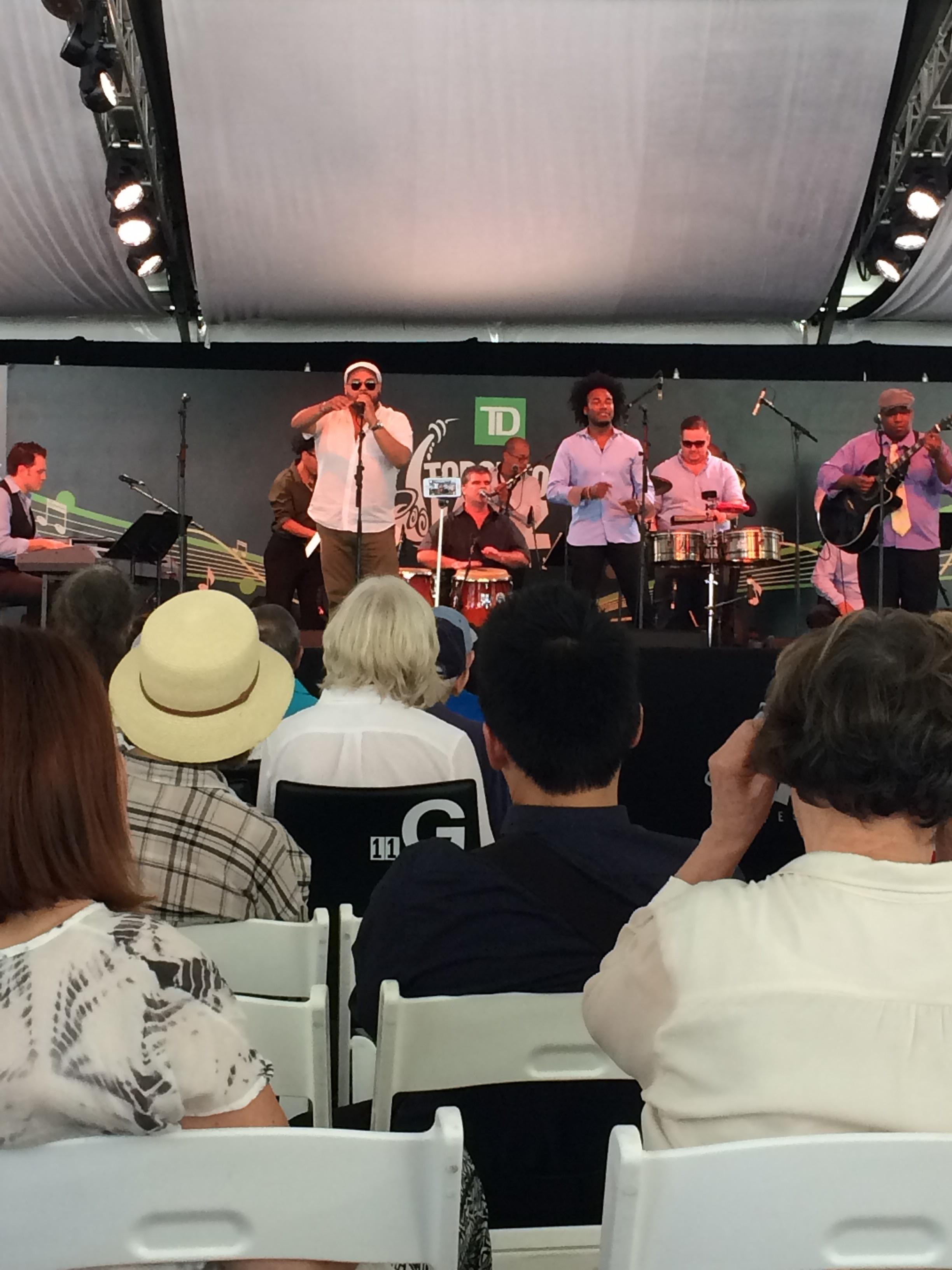 Se realiza la versión número 29 del Festival TD de jazz en Toronto