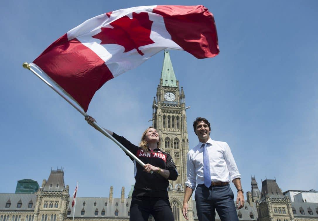 Gimnasta de trampolín Rosie Maclennan será la abanderada canadiense para Río 2016