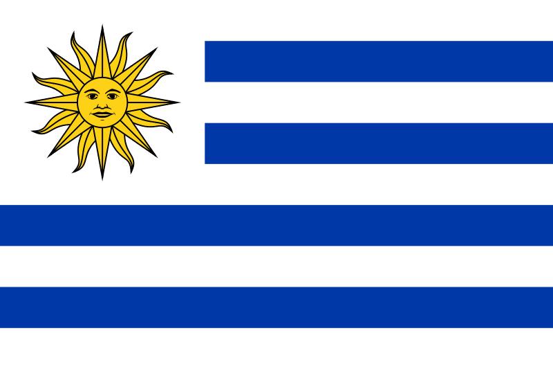 25 de agosto : Declaratoria de Independencia del Uruguay