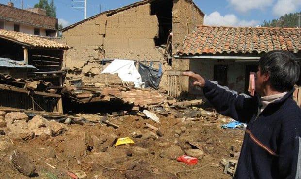 Gobierno peruano declara estado de emergencia en zona afectada por sismo 5.3 escala de Richter