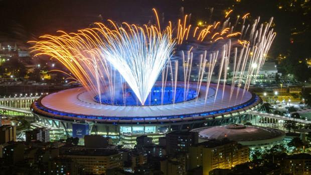 Se inauguran oficialmente los JJOO Río 2016