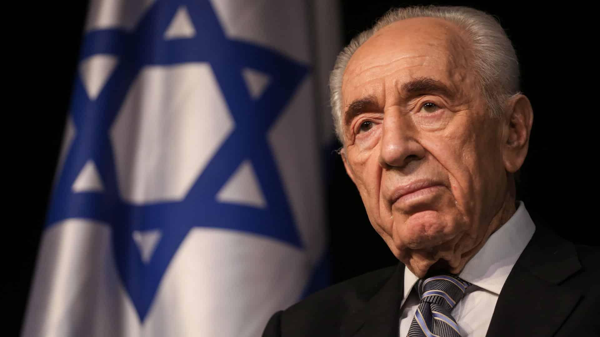 Fallece el ex Primer Ministro Israelí y Premio Nobel de La Paz Shimon Peres