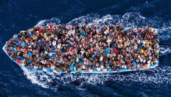 Mas de 300.000 refugiados han cruzado el Mediterráneo en lo que va del 2016