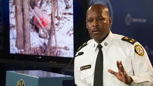 Jefe de Policía de Toronto, Mark Saunders sostiene que policía esta por grandes cambios