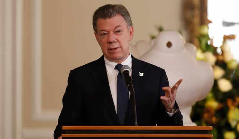Colombia: Presidente Santos busca refrendar el acuerdo de paz en el congreso