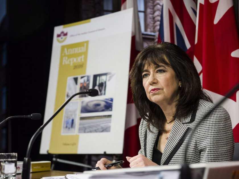 Auditora General de Ontario expone errores presupuestarios en el gobierno provincial