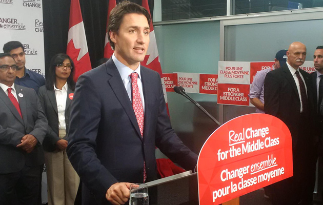 Trudeau aboga por denunciar y disminuir abuso sexual en comunidades indígenas