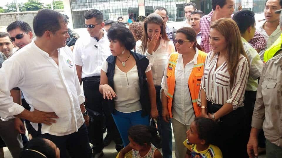 Gobierno Ecuatoriano logró prevenir posible catástrofe provocada por inundaciones, sostiene informe