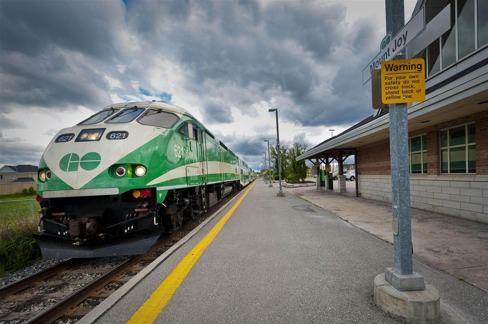 Aprobación de estación de GO en Vaughn de parte de Metrolinx aumentará dotación de trenes y vagones