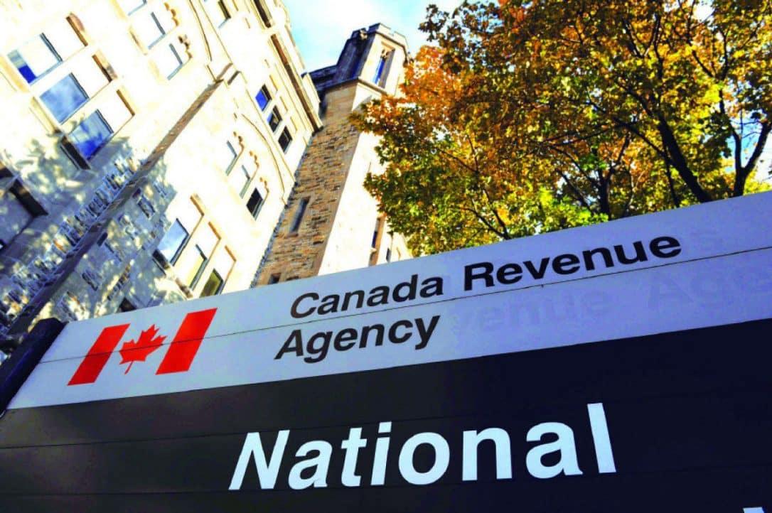 La Agencia Canadiense de Ingresos o Canada Revenue Agency (CRA) anuncia mas sanciones a evasores
