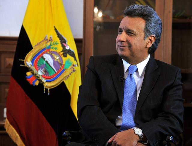 Sondeos indican que candidato Lenin Moreno ganaría la presidencia de Ecuador