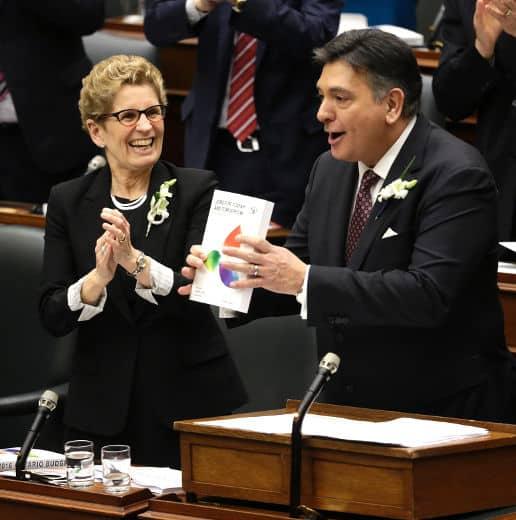 Gobierno de Ontario Anuncia primer presupuesto provincial sin déficit en una década