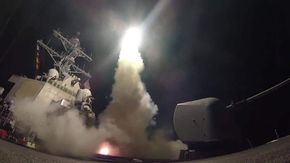 Primer Ministro Trudeau: Canadá Apoya totalmente el bombardeo estadounidense en Siria