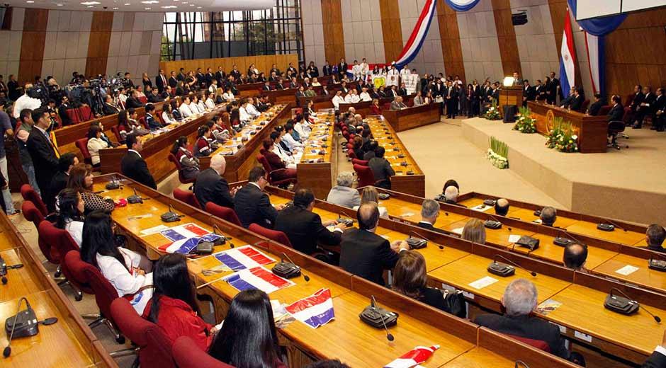 Paraguay: diputados no tratarán emnienda de la reelección hasta terminar diálogo con presidente