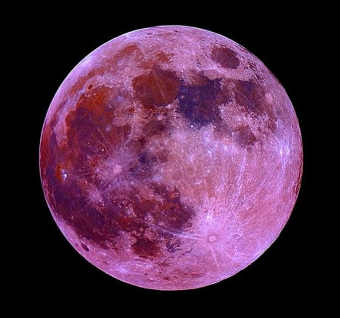 Martes 11 de Abril : Se apreciará en todo el mundo la denominada