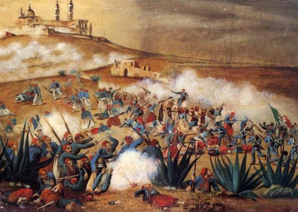 5 De Mayo: Se conmemora el triunfo mexicano sobre los franceses en la batalla de Puebla