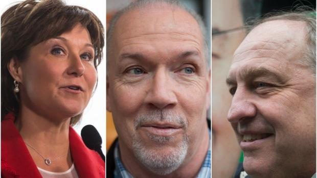 Verdes logran histórico triunfo en Columbia Británica y serán el balance del poder en gobierno provincial